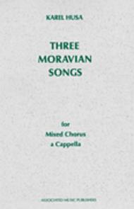 Three Moravian Songs