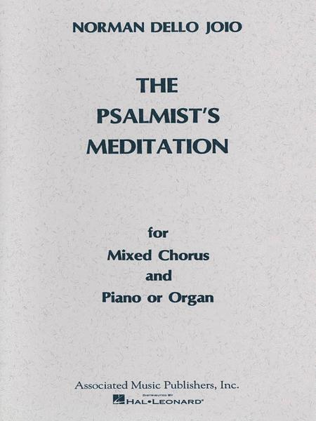Psalmist's Meditation