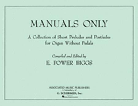 Manuals Only