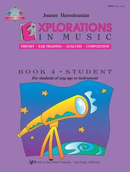 Explorations In Music, Book 4 (Book & CD)