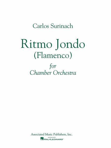 Ritmo Jondo (Flamenco Ballet)