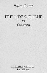 Prelude and Fugue for Orchestra