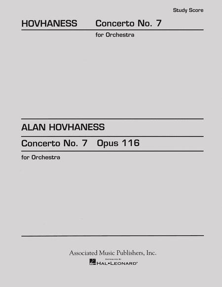 Concerto No. 7, Op. 116