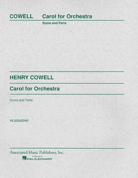 Carol for Orchestra