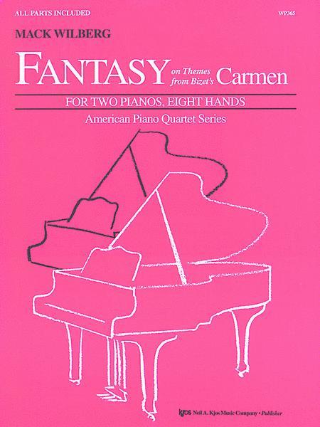 Fantasy on Themes From Bizet's Carmen