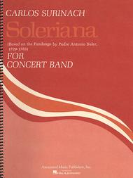 Soleriana Bd Full Sc Based On Fandango By Padre Antonio Soler