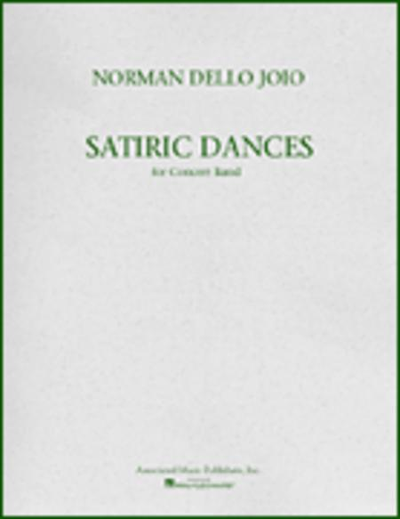 Satiric Dances (for a Comedy by Aristophanes)