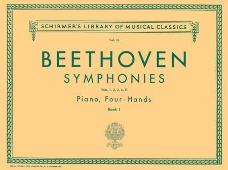 Symphonies - Book 1 (1-5)