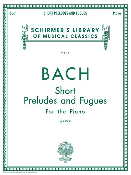 Short Preludes and Fugues