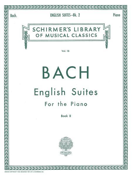English Suites - Book 2