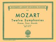 12 Symphonies - Book 1: Nos. 1-6