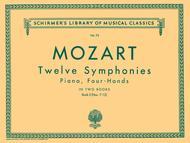 12 Symphonies - Book 2: Nos. 7-12