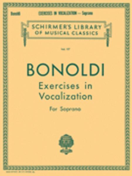 Exercises in Vocalization