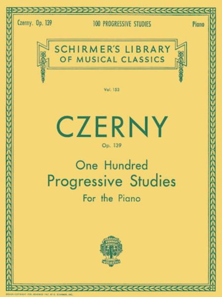 100 Progressive Studies without Octaves, Op. 139