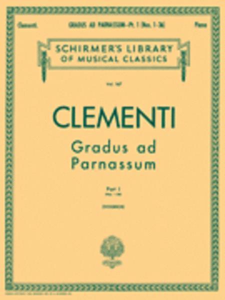 Gradus Ad Parnassum - Book 1