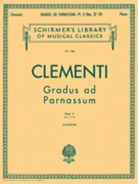 Gradus Ad Parnassum - Book 2
