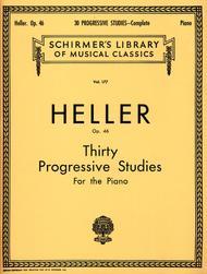 30 Progressive Studies, Op. 46 (Complete)