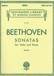Sonatas-Complete-Piano/Violin-2 Book Set