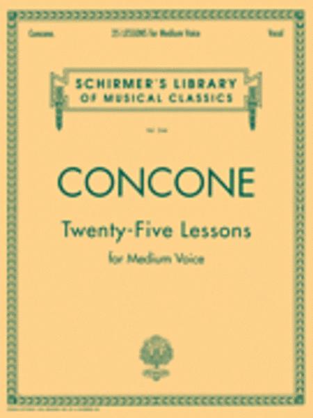 25 Lessons, Op. 10