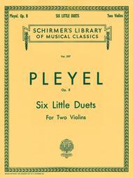 Six Little Duets, Op. 8