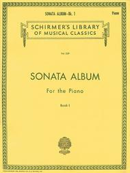 Sonata Album for the Piano - Book 1