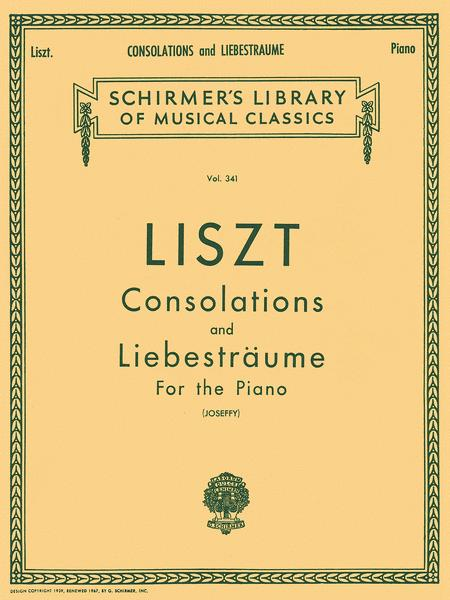 Consolations And Liebestraume