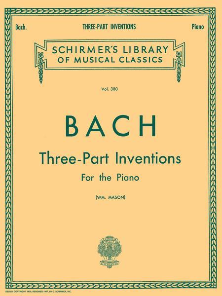 15 Three-Part Inventions