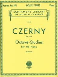 6 Octave Studies in Progressive Difficulty, Op. 553