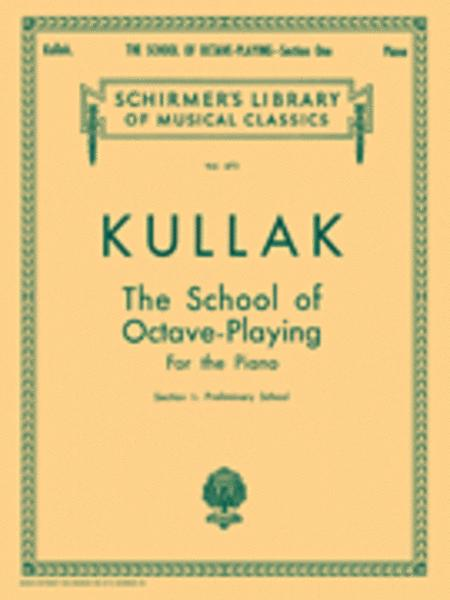 School of Octave Playing, Op. 48 - Book 1