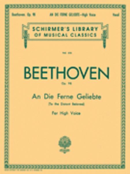 An die ferne Geliebte (To the Distant Beloved), Op. 98
