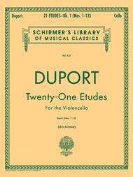 21 Etudes - Book 1