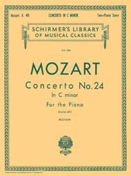 Concerto No. 24 in C Minor, K.491