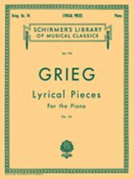 Lyrical Pieces, Op. 54