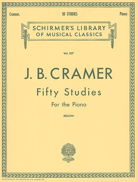 Fifty Studies for the Piano
