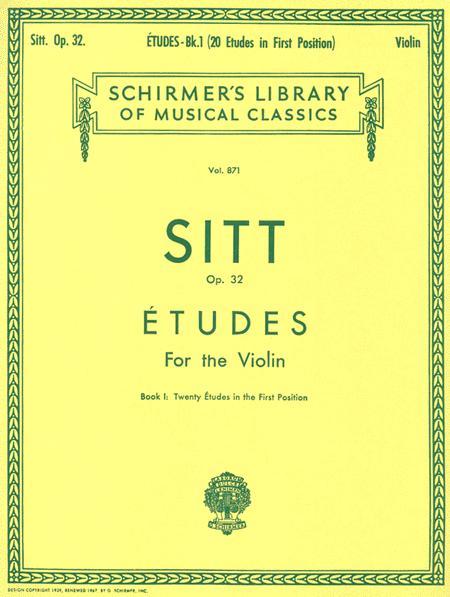 Etudes, Op. 32 - Book 1