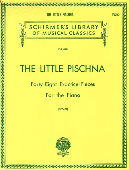 Little Pischna (48 Practice Pieces)