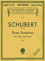 Three Sonatinas, Op. 137