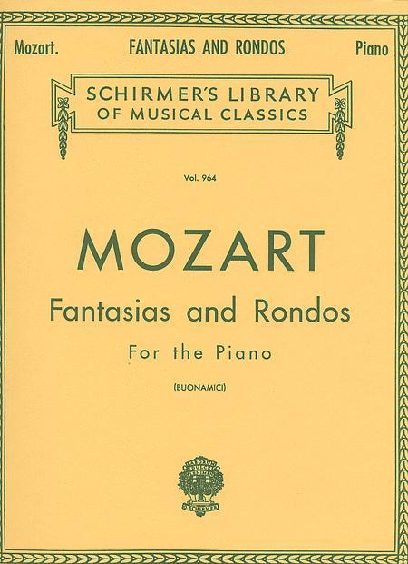 Fantasias And Rondos