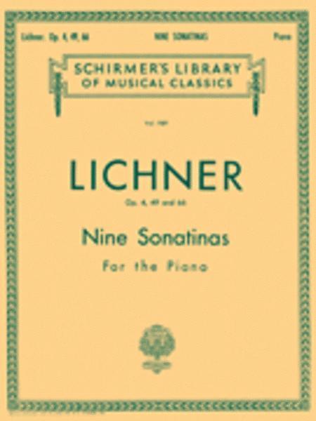 9 Sonatinas, Op. 4, 49, 66
