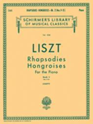 Rhapsodies Hongroises - Book 2: Nos. 9 - 15