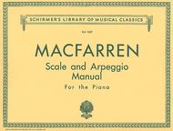 Scale and Arpeggio Manual