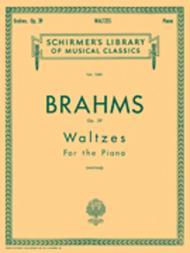 Waltzes, Op. 39