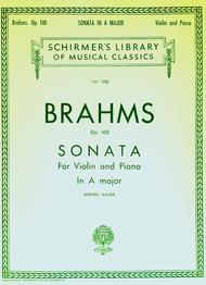 Sonata in A Major, Op. 100