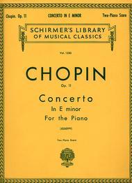 Concerto No. 1 In E Minor, Op. 11