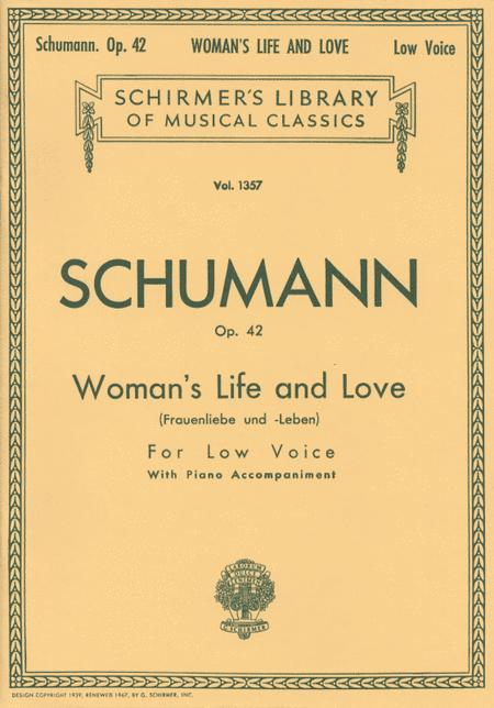 Woman's Life and Love (Frauenliebe und Leben)