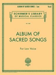 Album of Sacred Songs