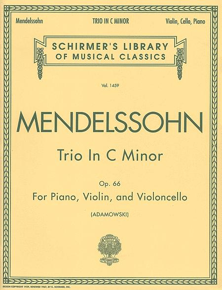 Trio in C Minor, Op. 66