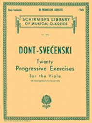 20 Progressive Exercises