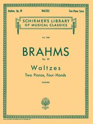 Waltzes, Op. 39 (set)