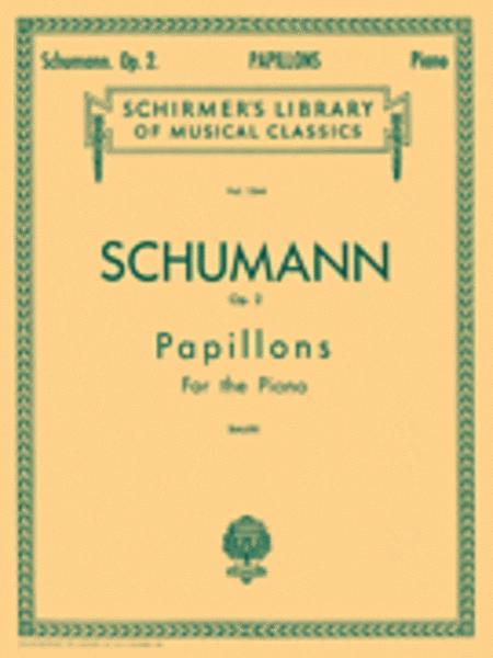 Papillons (Butterflies), Op. 2